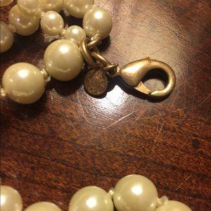 J. Crew Jewelry - J. Crew Pearl Bracelet